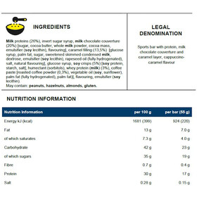 PowerBar ProteinPlus 30% Bar Box 15 x 55g